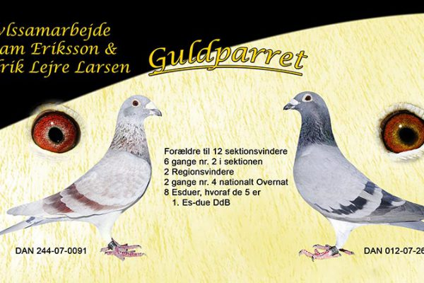 Goldpair-collectie