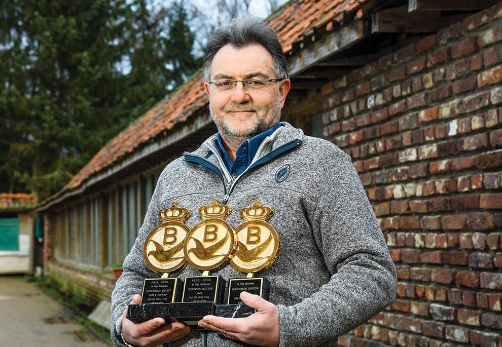 Yves Van De Poel II